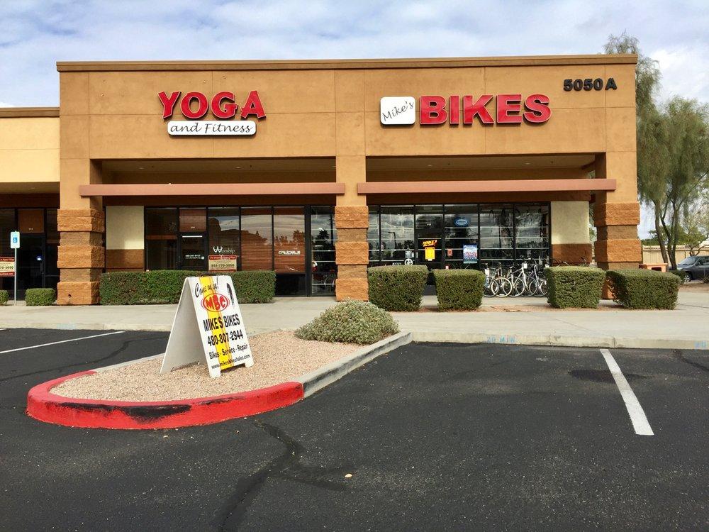 Mike's Bike Chalet
