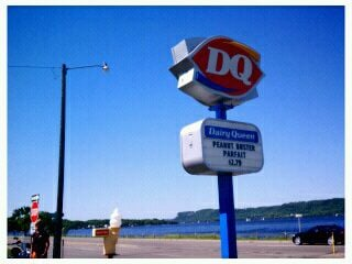 Dairy Queen: 821 N Lakeshore Dr, Lake City, MN