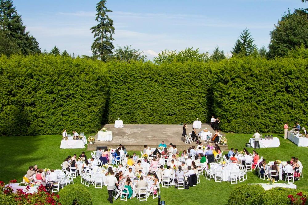 Wedding Reception at Rose Garden Amphitheater - Yelp