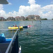 Photo Of Tropical Sailing Miami Fl United States Catamaran Cruise Water