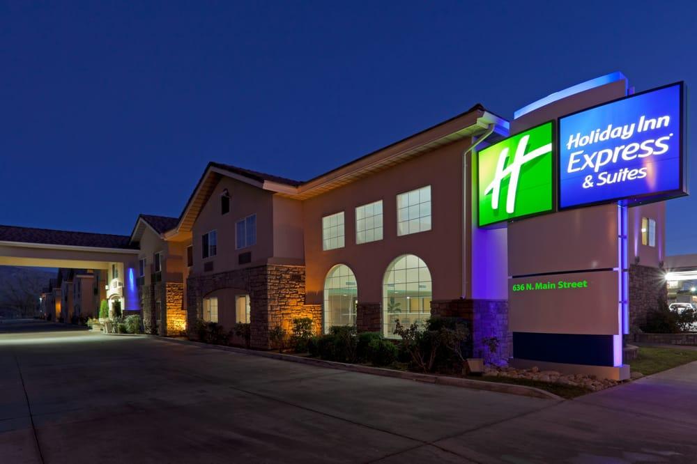 Holiday Inn Express & Suites Bishop: 636 N Main St, Bishop, CA