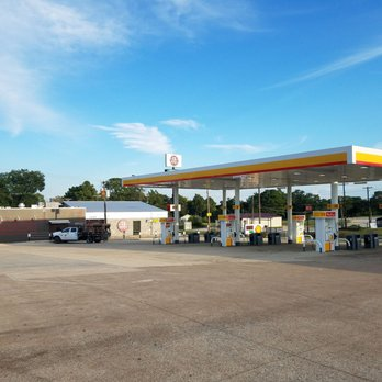 Exxon Shell Gas Stations Interstate 45 Frontage Rd Centerville