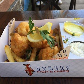 Gordon ramsay fish chips 893 photos 458 reviews for Gordon ramsay las vegas fish and chips