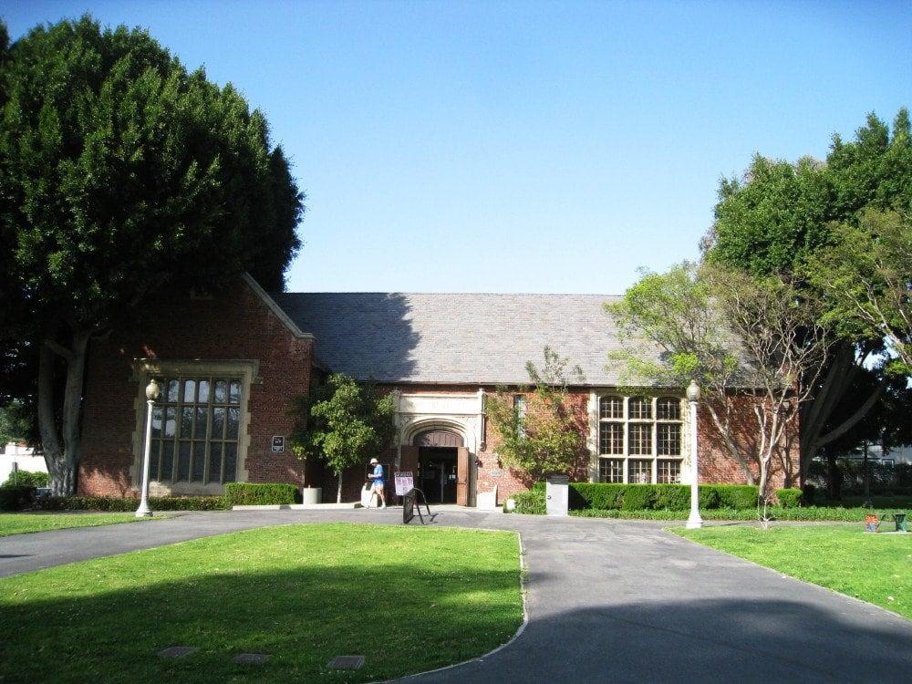 Los Angeles Public Library - Memorial Branch