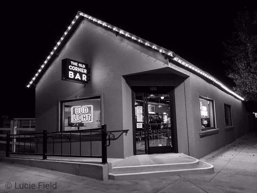 The Old Corner Bar: 970 Merced St, Newman, CA