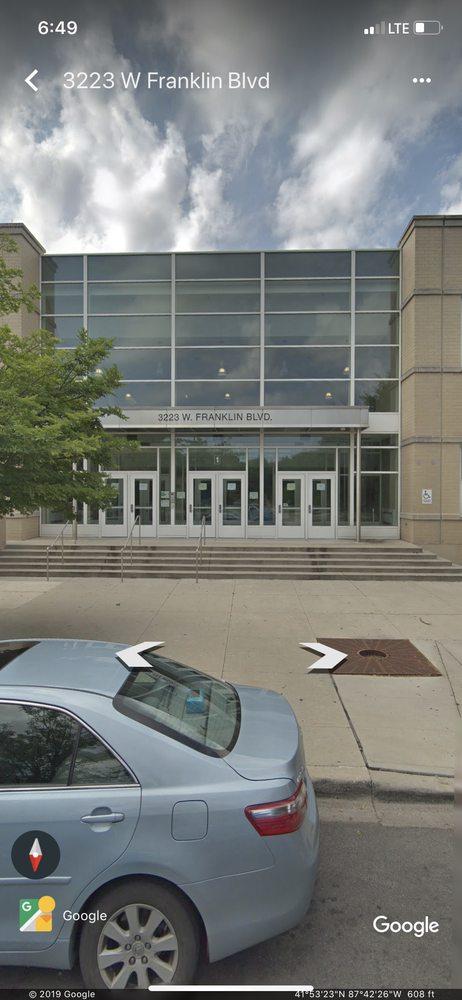 Westinghouse College Prep: 3223 W Franklin Blvd, Chicago, IL