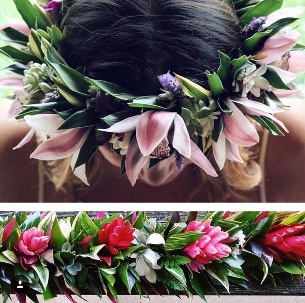 Haku maui haku lei lei poo flower crown yelp 26 photos for haku maui izmirmasajfo