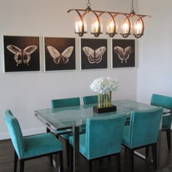 Photo Of The Luxe Designer   Houston, TX, United States. Small Contemporary  Dining