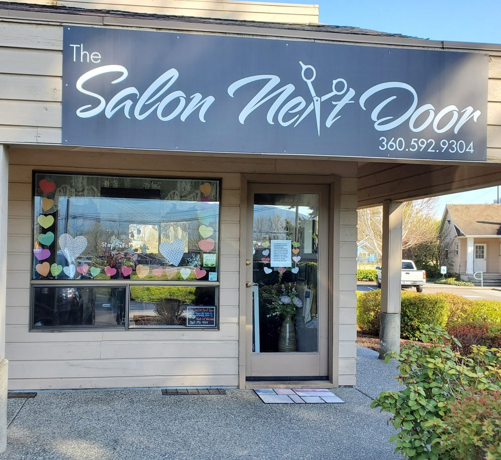 The Salon Next Door: 5619 Lawrence Rd, Everson, WA