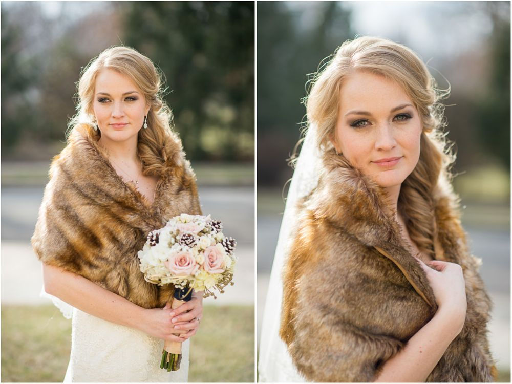 Winter Wedding Wraps Fashion Dresses