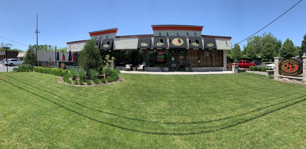 Mamma Maria's Pizzeria and Ristorante: 438 S York Rd, Bensenville, IL
