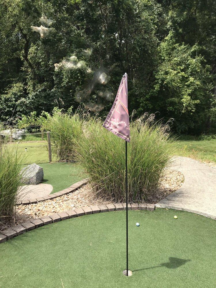 Volcano Island Putt Putt Golf: Sterling, VA