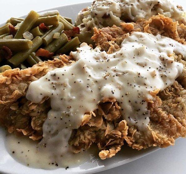 Cotton Patch Cafe: 3525 Longmire Dr, College Station, TX