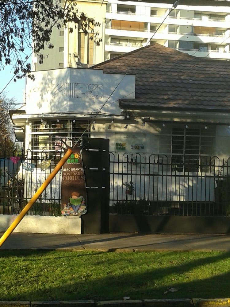 Club bolonia baobab librer a y ekar ediciones librer as avenida italia 2004 barrio - Libreria couceiro santiago ...