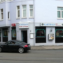 Karthago Grill Pizza Taxi Restaurants August Bebel Str 165