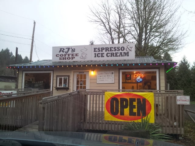 Photo of RJ's Coffee Shop: Amboy, WA