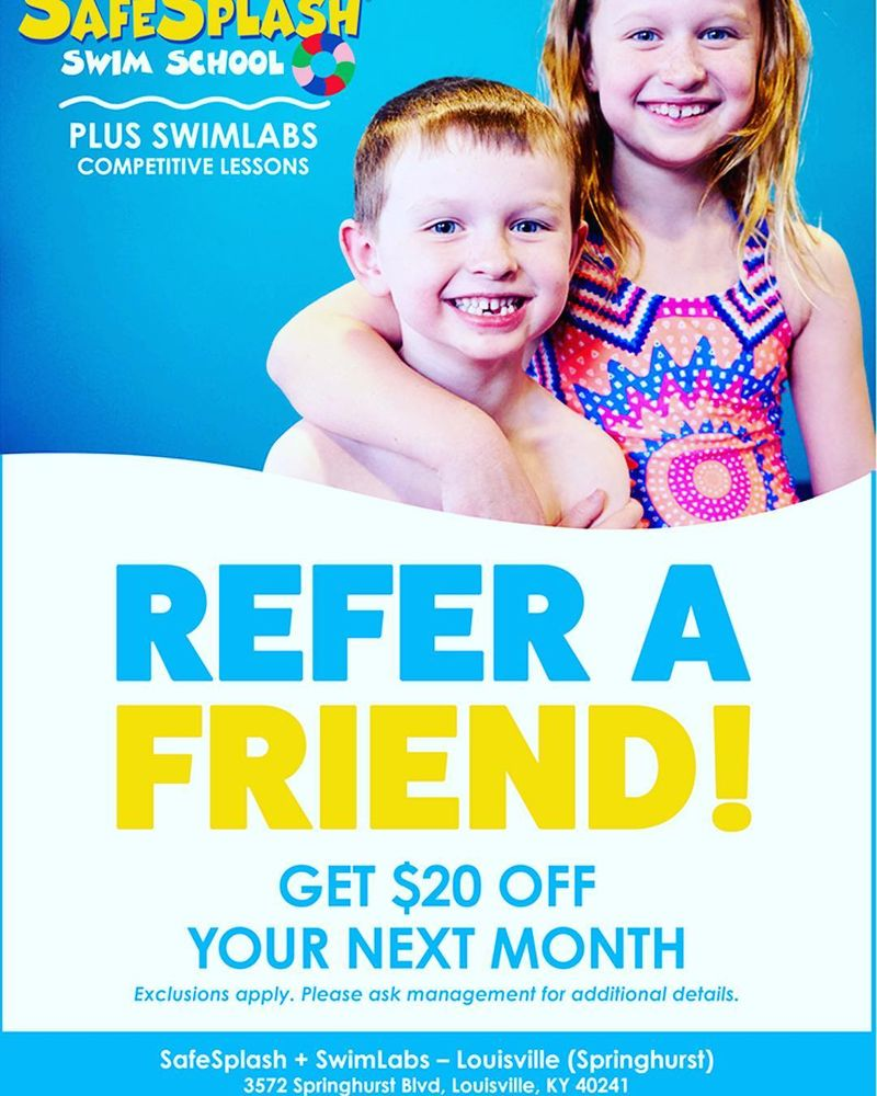 SafeSplash + SwimLabs Swim School - Louisville Springhurst: 3572 Springhurst Blvd, Louisville, KY