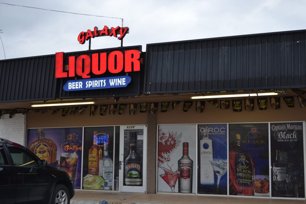 Galaxy Liquor Beer Wine Spirits 6226 N Meridian Ave