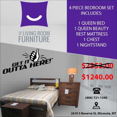 The Living Room Furniture 2610 S Reserve St Missoula, MT ...