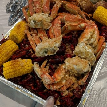Photo Of Live Crawfish Seafood Restaurant Rockville Md United States Weekend