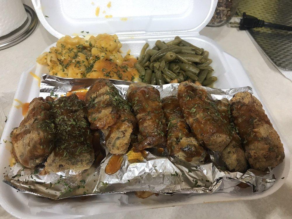 Food from Jumbo's