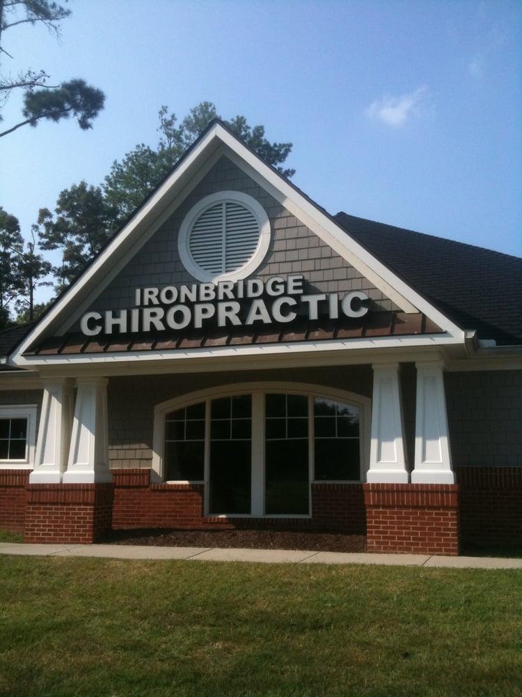 Ironbridge Chiropractic Center: 2930B W Hundred Rd, Chester, VA