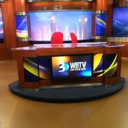 WBTV 3 News - Television Stations - 1 Julian Price Pl