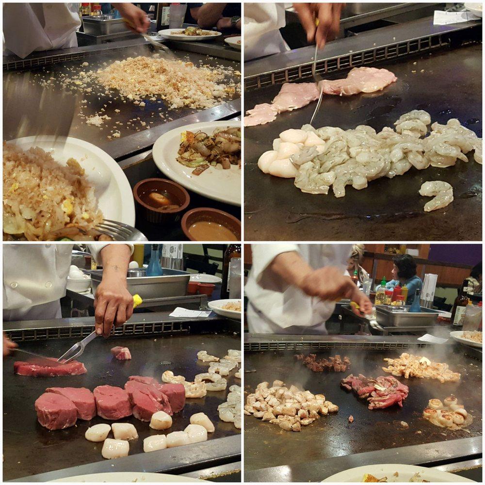 Bari Bari Japanese Steak House: 19677 Yorba Linda Blvd, Yorba Linda, CA
