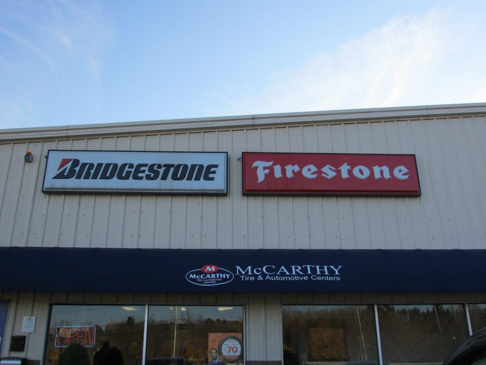 McCarthy Tire Service: 942 Main St, Cobleskill, NY