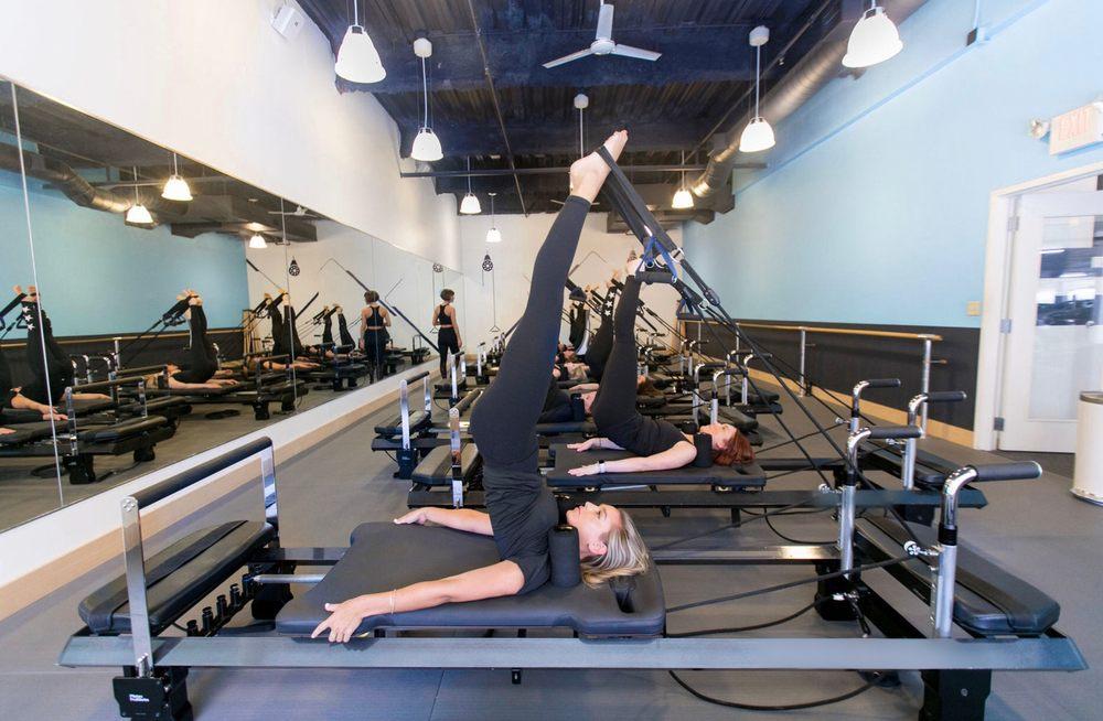 PowerHaus Pilates Edina: 7491 France Ave S, Edina, MN