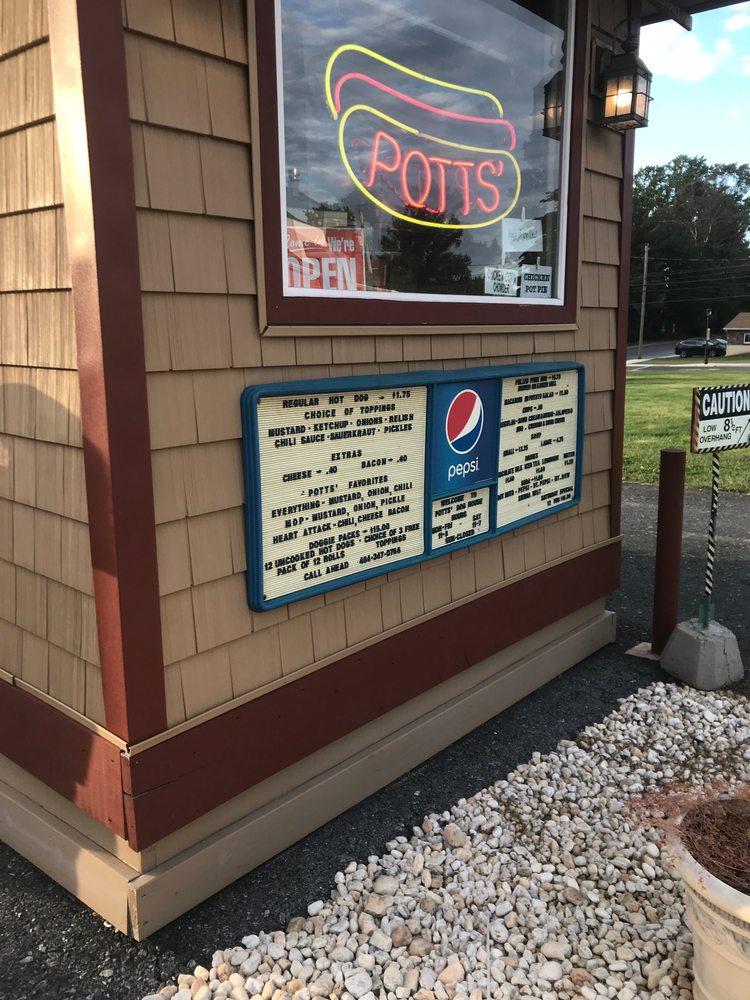 Potts' Dog House: 315 Thomas St, Coopersburg, PA