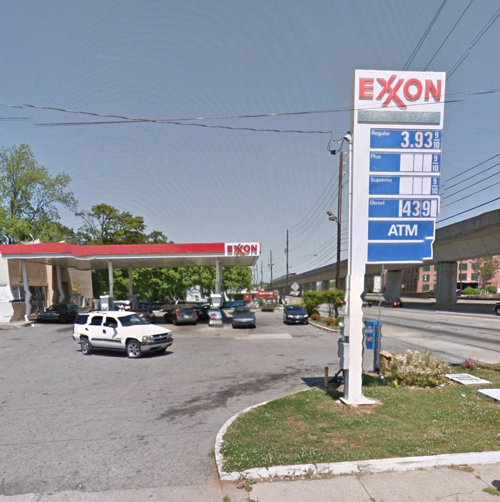 Exxon Gas Station Near Me >> Exxon Food Mart - CLOSED - Gas Stations - 1117 Lee St SW