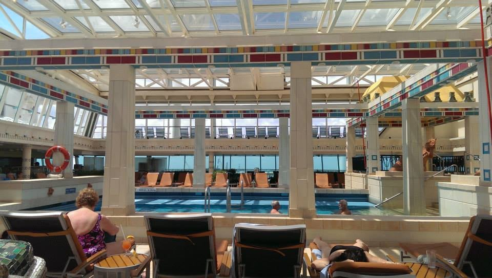Adults only pool the solarium yelp - Allure of the seas fort lauderdale port address ...