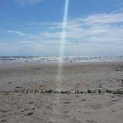 From Photo Of Malaquite Beach Visitor Center Corpus Christi Tx United States