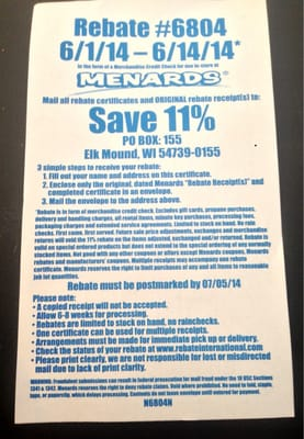 Menards 2850 S Creasy Ln Lafayette, IN Home Improvements - MapQuest