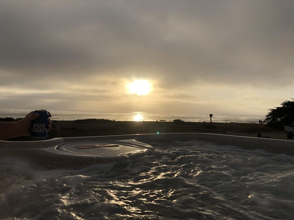 White Water Inn: 6790 Moonstone Beach Dr, Cambria, CA
