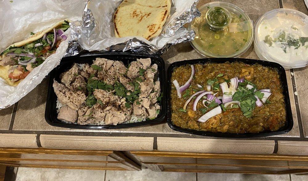 Sandhu Taste Of India: Tehachapi, CA
