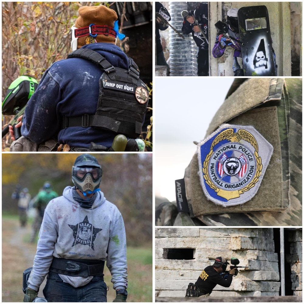 National Police Paintball Organization: 2364 Essington Rd, Joliet, IL