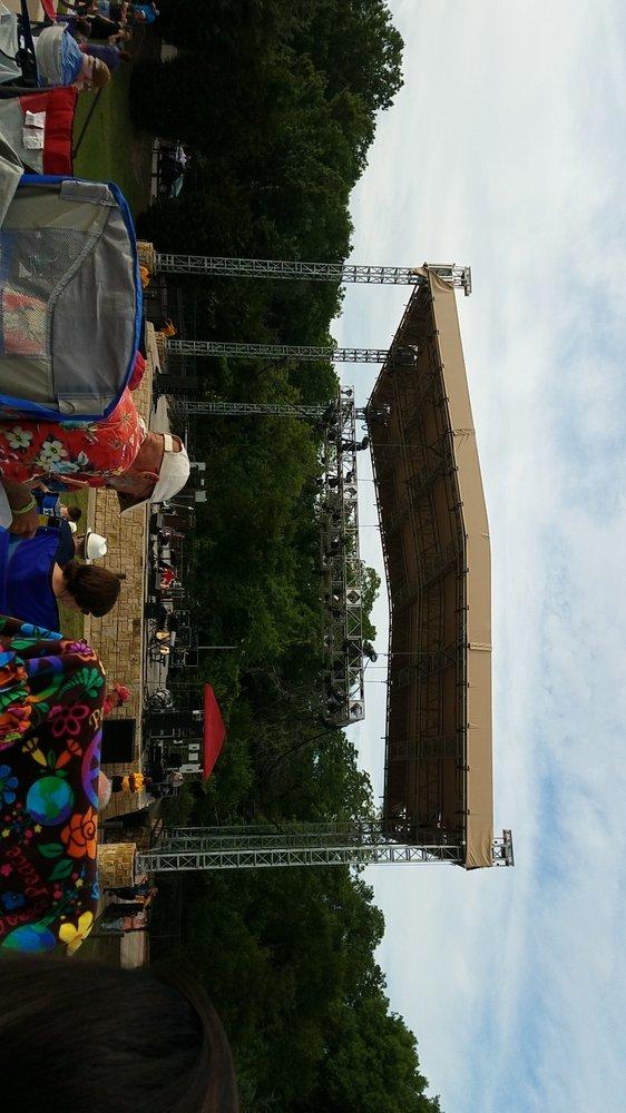 Amphitheater at Oak Point Park: 2801 E Spring Creek Pkwy, Plano, TX