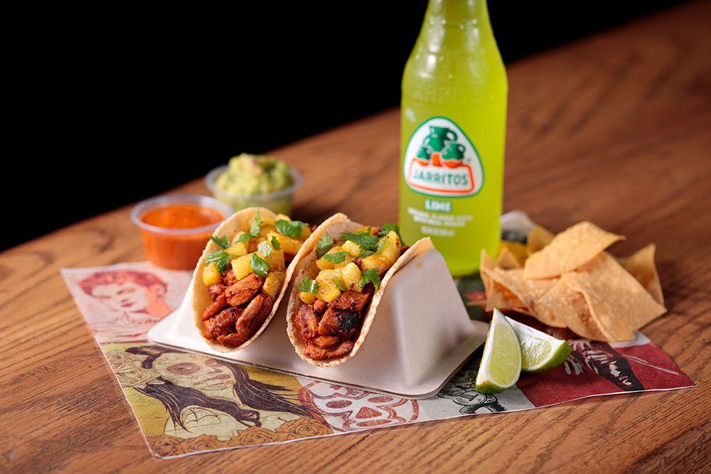 George Lopez's Chingon Kitchen: 777 San Manuel Blvd, Highland, CA