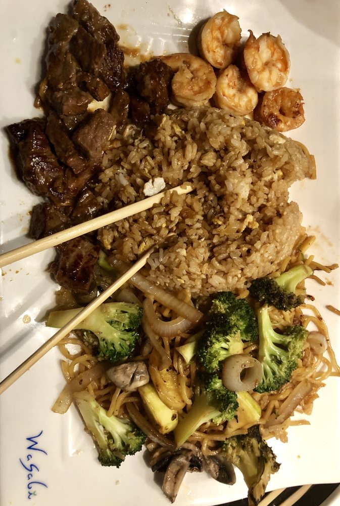 Wasabi Japanese Steak House: 150 W Montrose Ave, Akron, OH