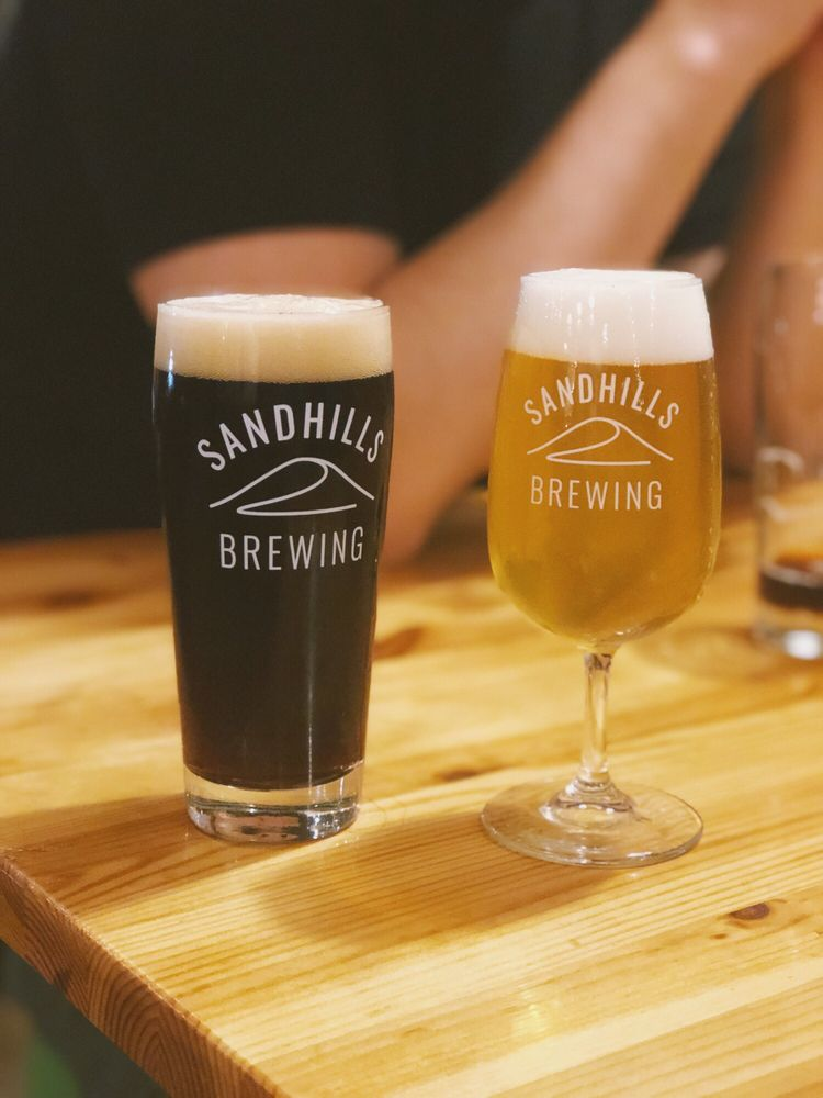 Sandhills Brewing: 5612 Johnson Dr, Mission, KS