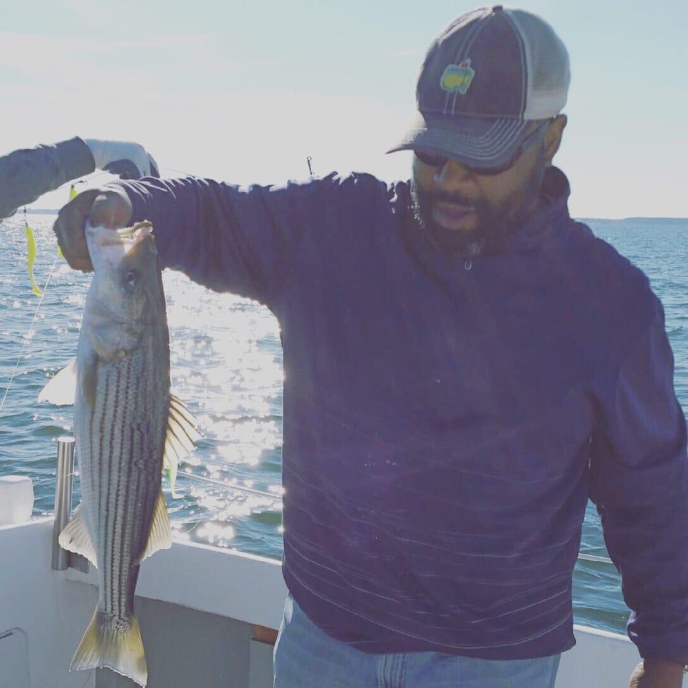 Hot lick charter fishing 12 photos fishing 4165 for Chesapeake beach fishing charters