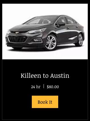 I.T.S. Quick Cab: Killeen, TX