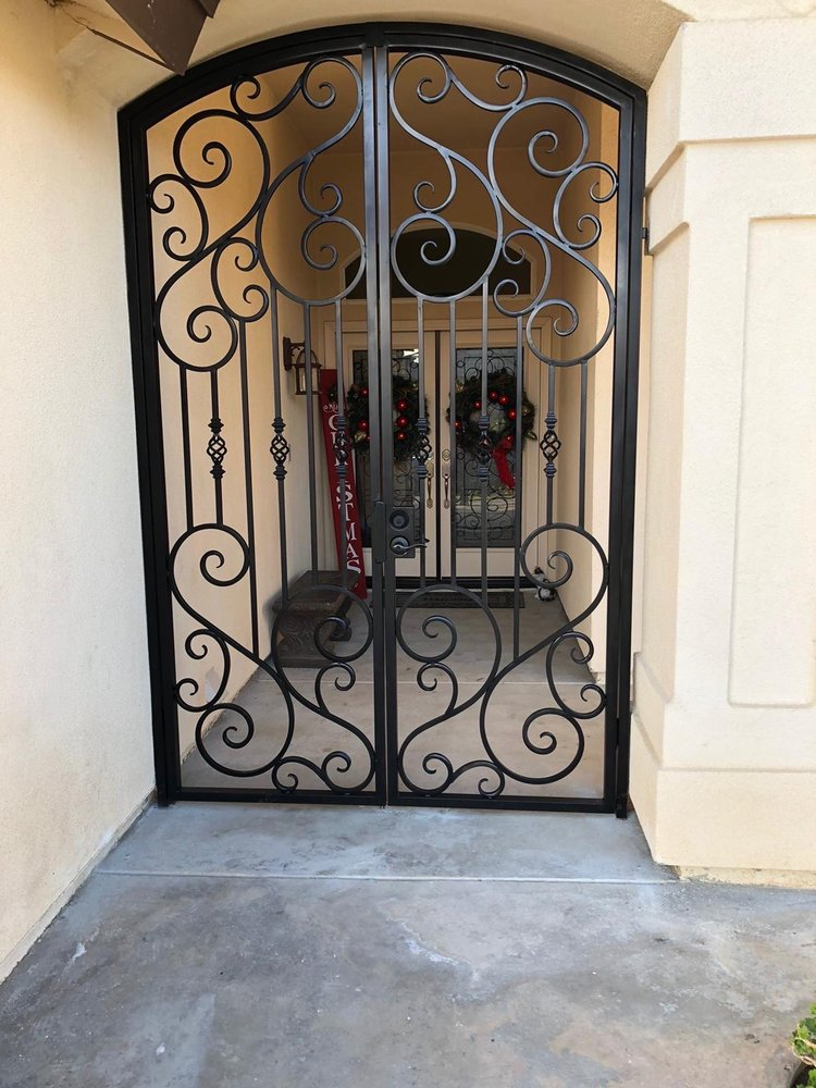 G&F Wrought iron: 28129 Clydesdale Ave, Taft, CA