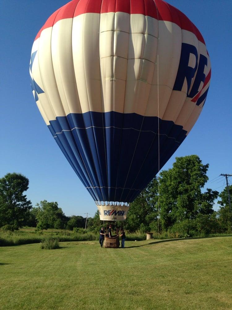 Liberty Balloon: 6730 Barber Hill Rd, Groveland, NY