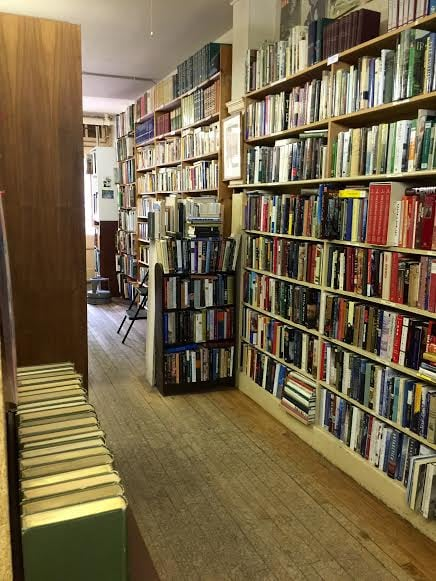 The Chatham Bookseller