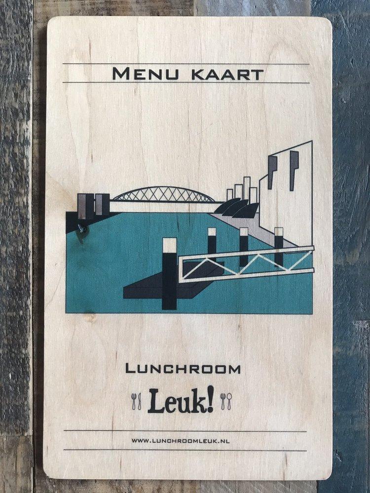 Leuk Lunchroom: Industrieweg 2b, Krimpen aan den IJssel, ZH