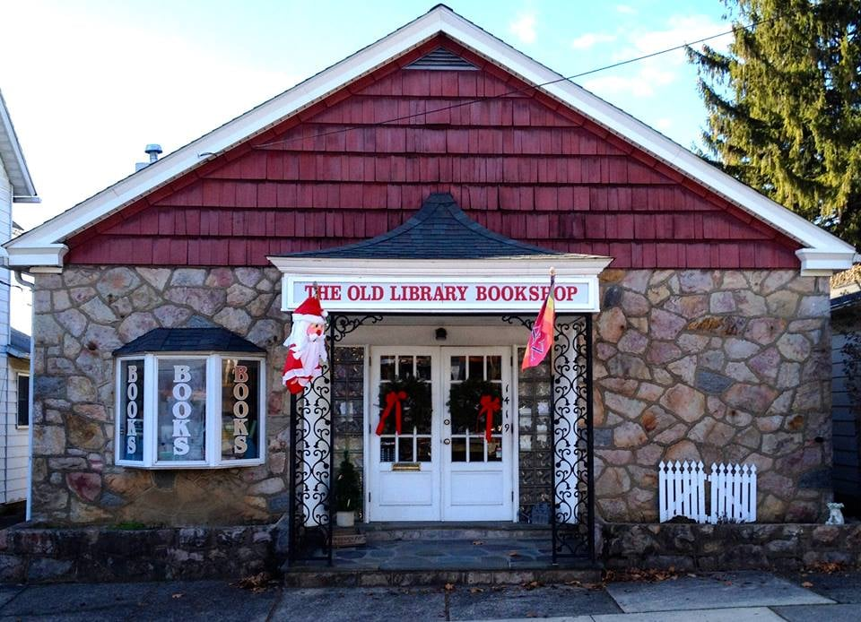 The Old Library Shop: 1419 Center St, Bethlehem, PA