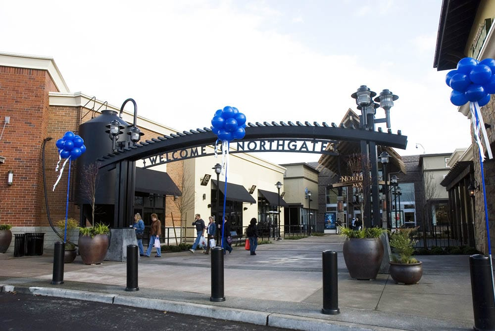 Northgate Mall: 401 NE Northgate Way, Seattle, WA